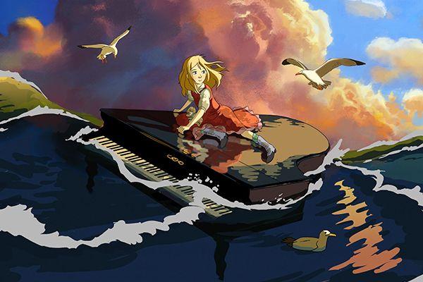 Imagen Xilam Animation está adaptando el bestseller Listen to the Moon