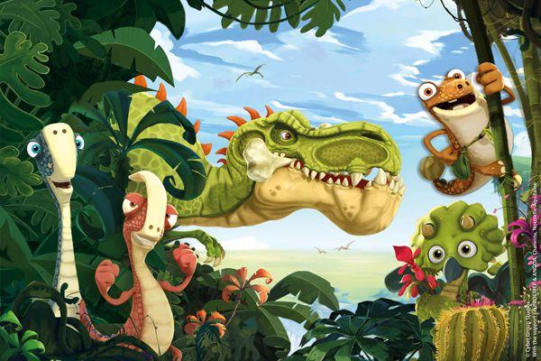 Imagen La serie infantil Gigantosaurus tendrá su propio videojuego