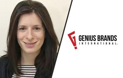 Imagen Natalie Setton: Todos se benefician al asociarse con Genius Brands