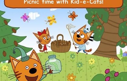 Imagen APC Kids desarrollará juegos móviles de Kid-E-Cats tras asociarse con Devgame