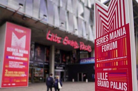 Imagen Series Mania Forum atrajo a un total de 2700 participantes