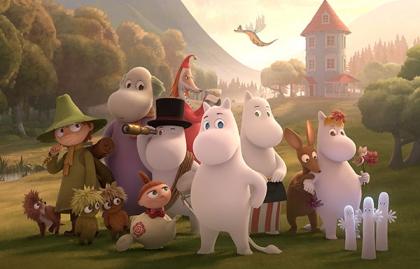 Imagen PGS Entertainment distribuirá la serie animada Moominvalley