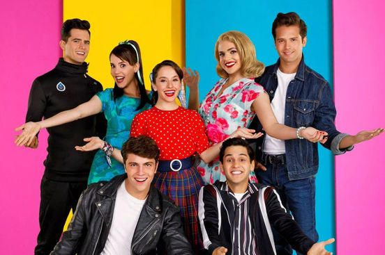 Imagen TV Azteca transmitirá la serie juvenil de Viacom Club 57