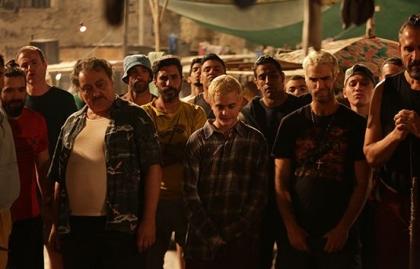Imagen El Marginal arrasa en el estreno de su tercera temporada
