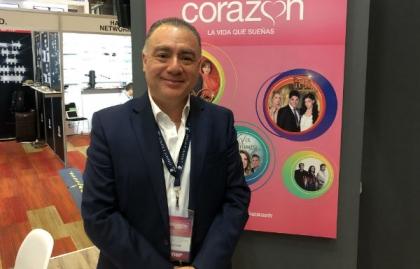 Imagen Jorge Gutiérrez : Buscamos un crecimiento del 28% en distribución