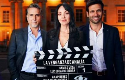 Imagen Caracol Televisión inició rodaje de La Venganza de Analía
