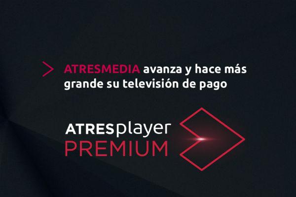Imagen ATRESPlayer Premium incorpora TV bajo demanda