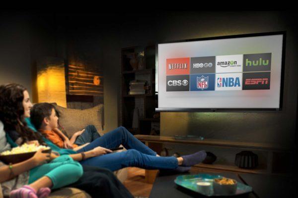 Imagen El 56% de los adultos de Estados Unidos hace streaming de contenidos