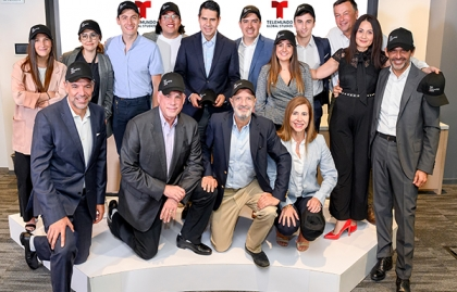 Imagen Telemundo lanza programa de becas para impulsar productores de ficción