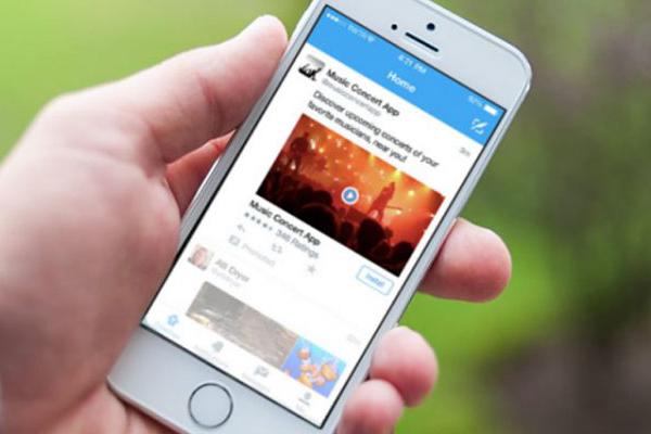 Imagen Twitter lanza oferta publicitaria en videos de hasta seis segundos