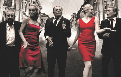 Imagen SPI International proyectará su nueva comedia Mister Mayfair en Mipcom