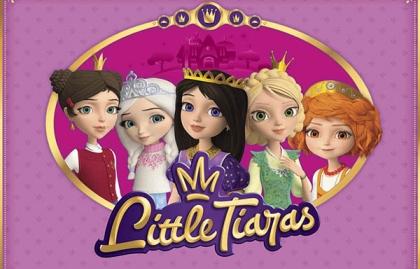 Imagen APC Kids maneja las ventas mundiales de Little Tiaras de CTC Media