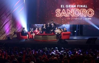 Imagen Sandro de América se despidió  a lo grande de la pantalla de Telefe