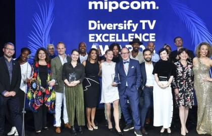 Imagen Quiénes fueron las ganadoras del Diversify TV Excellence Awards