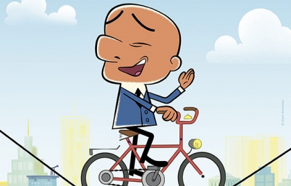 Imagen Xilam Animation alcanzó múltiples ventas para Mr Magoo