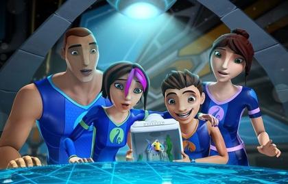Imagen DHX Media suma diez nuevas ventas de la serie familiar The Deep