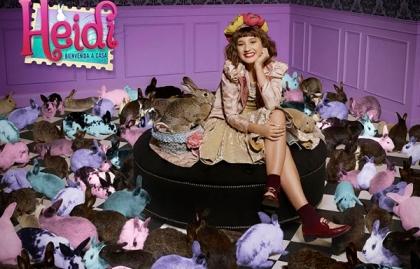 Imagen Mondo TV Iberoamerica se asocia con Panini para la marca Heidi