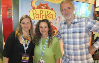 Imagen Xilam Animation coloca Paprika en Disney Junior para toda América Latina