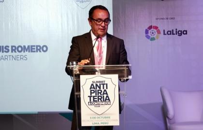 Imagen Brasil recibió una nueva edición del Summit Antipiratería 2017