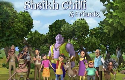 """SHEIKH CHILLI & FRIENDZ"" CRECERÁ GLOBALMENTE"