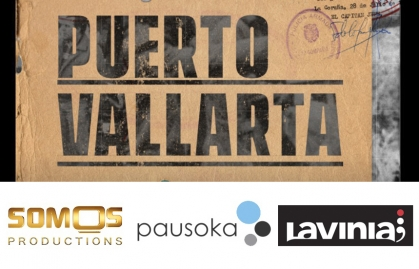 "SOMOS PRODUCTIONS, PAUSOKA Y LAVINIA AUDIOVISUAL ANUNCIAN ""PUERTO VALLARTA"" EN NATPE"