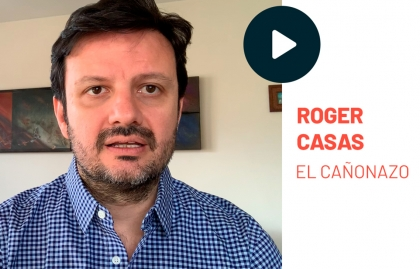 """ROGER CASAS-ALATRISTE: """"SOBREVIVIRÁN QUIENES MEJOR SE ADAPTEN"""""""