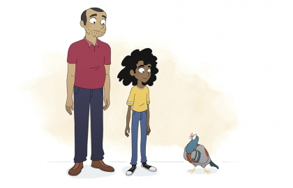 """ZED TO DISTRIBUTE ITS FIRST ANIMATED SERIES """"LINA'S WORLD"""""""