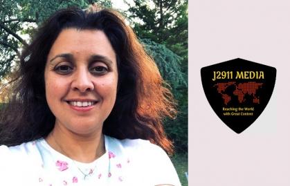 GINA DIMITRIADI JOINS THE J2911 MEDIA TEAM