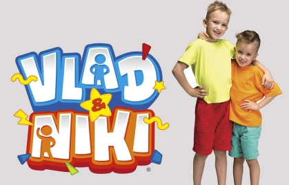 """WILDBRAIN CPLG REPRESENTS """"VLAD AND NIKI"""" IN EMEA AND RUSSIA"""