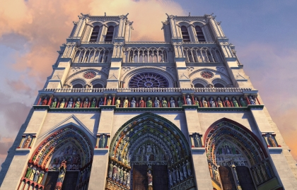 """ARTE DISTRIBUTION INKS DEAL WITH PBS ON """"BUILDING NOTRE DAME"""""""