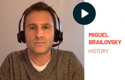 """MIGUEL BRAILOVSKY: """"EL VIDEO CASERO ABRE UNA GRAN OPORTUNIDAD DE STORYTELLING"""""""