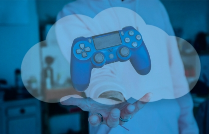CLOUD GAMING, THE INDUSTRY'S NEXT BIG THING