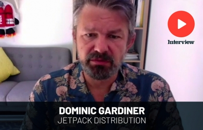"""DOMINIC GARDINER: """"WE DISTRIBUTE OUR SERIES ALL AROUND THE WORLD"""""""