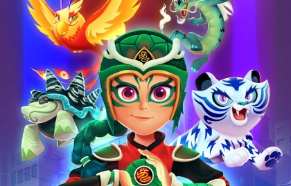 """TEAMTO PARTNERS WITH FRANCE TÉLÉVISIONS AND SUPER RTL FOR """"JADE ARMOR"""""""