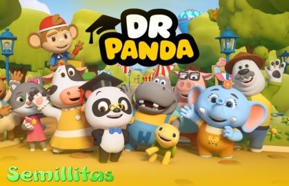 """SEMILLITAS ADQUIERE LOS DERECHOS DE """"DR. PANDA"""" DE 9 STORY DISTRIBUTION"""