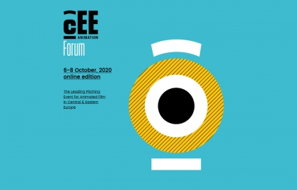 THE CEE ANIMATION FORUM IS GOING TO BE HELD ONLINE