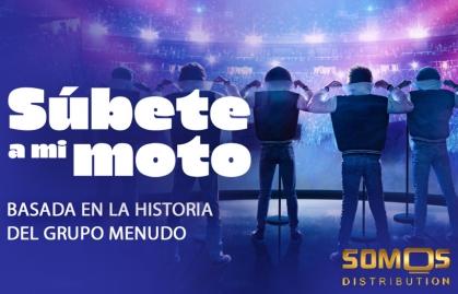 """EXITOSO DEBUT DE """"SUBETE A MI MOTO"""" EN PUERTO RICO"""