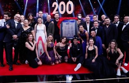 """ASÍ CELEBRARÁ TELEVISA LOS 200 PROGRAMAS AL AIRE DE """"ME CAIGO DE RISA"""""""