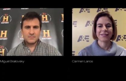 MIP CANCÚN 2020: A&E REINVENTA SUS CONTENIDOS ORIGINALES