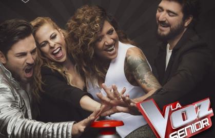 """""""LA VOZ SENIOR"""" DEBUTARÁ EN ANTENA 3 EN ESPAÑA"""
