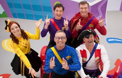 """ABC COMMERCIAL INKS A DEAL WITH BT FOR """"THE WIGGLES"""""""