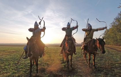 ZDF ENTERPRISES'S NEW HISTORY SERIES COMPLETES PRODUCTION