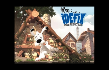 """LS DISTRIBUTION SECURES GLOBAL RIGHTS TO """"IDEFIX AND THE INDOMITABLES"""""""
