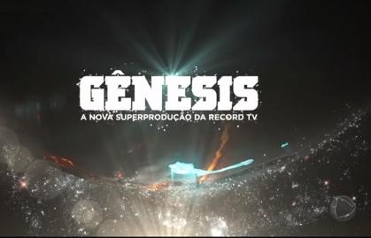 """TV RECORD ESTRENÓ EN BRASIL """"GÉNESIS"""", SU NUEVA APUESTA EN DRAMA"""
