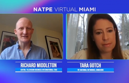 NATPE 2021: ARE PEOPLE WATCHING DIGITAL CONTENT OR LINEAR?