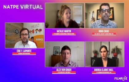 NATPE 2021: THE CHALLENGES OF COMPETING FOR CONTENT