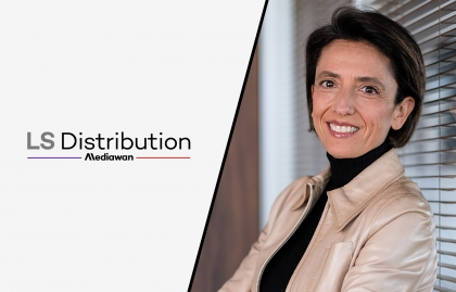 VALÉRIE VLEESCHHOUWER TO LEAD LS DISTRIBUTION
