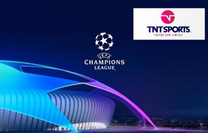 FASE FINAL DE LA CHAMPIONS LEAGUE REGRESA A TNT SPORTS BRASIL CON 9 PATROCINADORES
