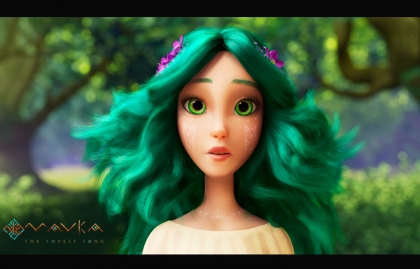 """FILM.UA GROUP LAUNCHES A NEW ANIMATED FILM: """"MAVKA. THE FOREST SONG"""""""