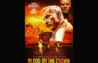 """ELECTRIC ENTERTAINMENT RELEASES """"BLOOD ON THE CROWN"""" MALTESE FILM ON TVOD IN MARCH"""